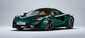 McLaren 570GT XP Green, solo para seis afortunados europeos