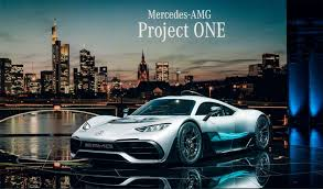 Auto Show de Frankfurt 2017: Mercedes-AMG Project One, el primer Fórmula 1 para la calle