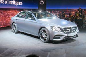 Salón de Frankfurt 2017: Mercedes-Benz Clase S 560E 2018, un lujoso híbrido enchufable