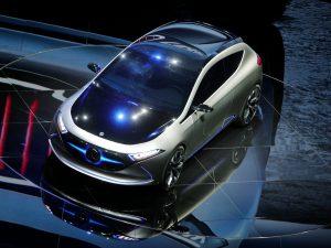 Auto Show de Frankfurt 2017: Mercedes-Benz EQ A Concept, así será el primer compacto eléctrico de la marca