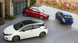 Nissan Leaf 2018: 235 millas de autonomía y lo mejor en tecnología