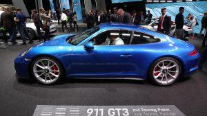 Salón de Frankfurt 2017: Porsche 911 GT3 Touring Package, para los más puristas.