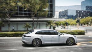 Porsche Panamera Turbo S E-Hybrid Sport Turismo 2018: poder, lujo y prestaciones ecológicas