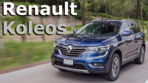 Renault Koleos 2018: una nueva y más agresiva generación.