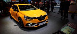 Renault Mégane R.S. 2018: 280CV que prometen disparar sus prestaciones
