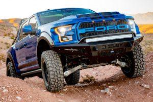 Shelby Baja Raptor: la versión más radical de la Ford F-150