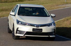 Toyota Corolla 2018: cambios estéticos y en seguridad.