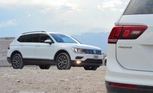 Volkswagen Tiguan Allspace 2018: Ahora hasta con tres filas de asientos