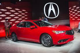 Acura TLX 2018: Lujo, tecnología y poder