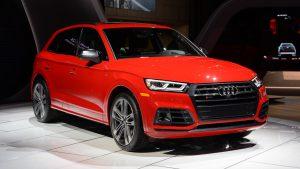 Audi SQ5 2018: más dinámica, más veloz y mucho mejor.