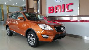 BAIC X65 2018: atractivo, equipado y de interesante precio