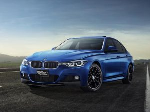 BMW Serie 3 M Sport Edition 2018, exclusivo para México