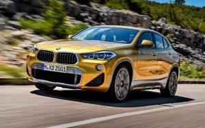 BMW X2 2018: lujoso, deportivo y muy seductor.