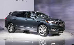 Buick Enclave 2018: moderno, elegante y lujoso