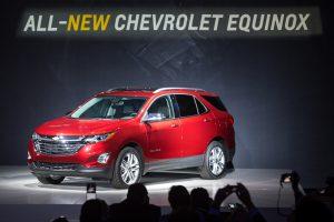 Chevrolet Equinox 2018: totalmente renovada y con nuevo motor.