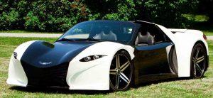 Dubuc Tomahawk Motors, un superdeportivo eléctrico de cifras espectaculares.