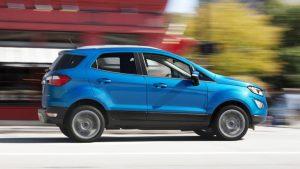 Ford EcoSport 2018: más moderna, más equipada y más potente