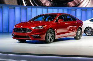 Ford Fusion 2018: con argumentos para ser uno de los mejores