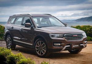 Haval H7 2018: una muy buena SUV china