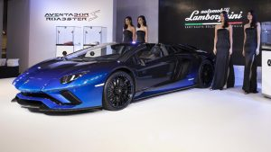 Lamborghini Aventador S Roadster 50 th Anniversary Japan, cinco exclusivas unidades