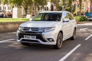 Mitsubishi Outlander PHEV 2018: El crossover híbrido más barato del mercado.