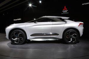 Auto Show de Tokio 2017:Mitsubishi e-Evolution Concept, inteligente y eléctrico