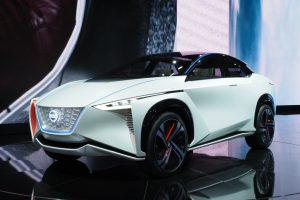 Auto Show de Tokio 2017: Nissan IMx Concept, eléctrico y autónomo