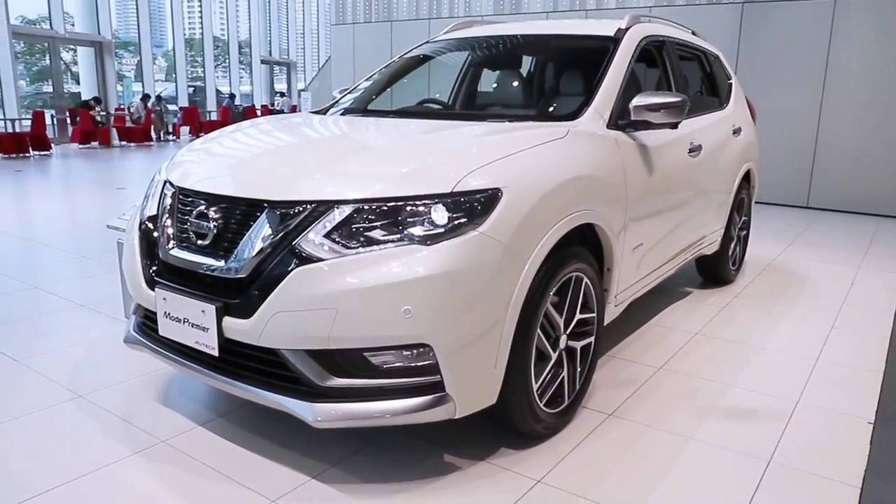 nissan x trail hybrid 2018 un auto para tener en cuenta. Black Bedroom Furniture Sets. Home Design Ideas