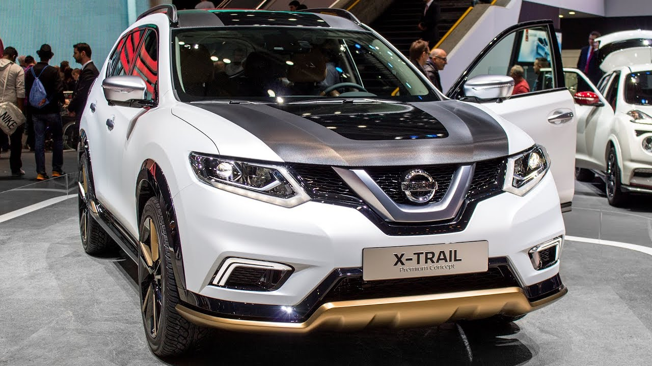 nissan x trail hybrid 2018 un auto para tener en cuenta lista de carros. Black Bedroom Furniture Sets. Home Design Ideas