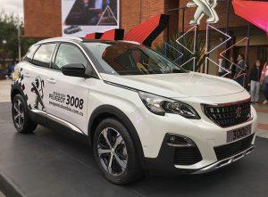 Peugeot 3008 2018: buscando sus rivales en alemania