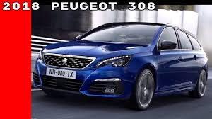 Peugeot 308 2018: Un pequeño facelift