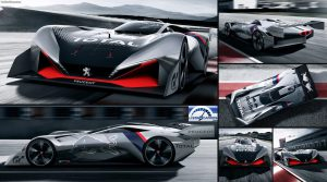 Peugeot L750 R Hybrid: placer virtual