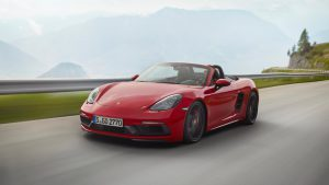 Porsche 718 Boxster GTS 2018: Ahora con más poder para disfrutar a cielo abierto