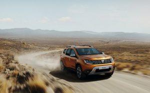 Renault Duster 2018: más robusto, más moderno y más aventurero.