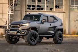 Rezvani Tank 2018, una SUV diferente y poderosa