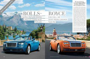 Rolls-Royce Dawn Neiman Marcus Edition, solo 20 exclusivas unidades