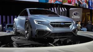 Auto Show de Tokio 2017: Subaru VIZIV Performance Concept, así sería el próximo WRX