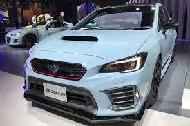 Auto Show de Tokio 2017: Subaru WRX STI S208, alto performance en versión limitada