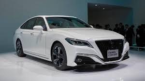 Auto Show de Tokio 2017: Toyota Crown Concept, así será el nuevo buque insignia japonés