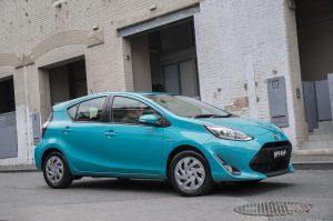 Toyota Prius C 2018: renovado y con menor precio