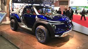 Salón de Tokio 2017: Yamaha Cross Hub Concept, una futurista SUV-Pick Up