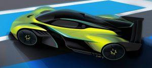 Aston Martin Valkyrie AMR Pro: exclusivo para la pista