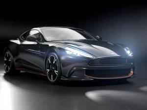 Aston Martin Vanquish S Ultimate Edition, una edición final muy especial