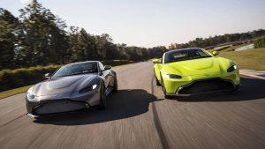 Aston Martin Vantage 2018, elegancia, diseño, confort y prestaciones
