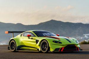 Aston Martin Vantage GTE, listo para el WEC