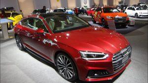 Audi A5 Sportback 2018: una nueva , bella y más potente generación.