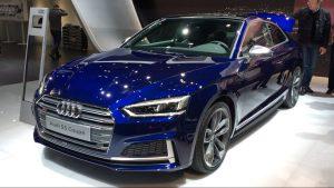 Audi S5 2018: belleza, potencia y altas prestaciones