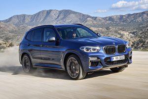 BMW X3 2018: más moderno, más liviano y más eficiente