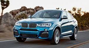BMW X4 2018: lujo, poder y exclusividad