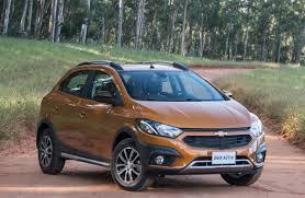 Chevrolet Onix Activ 2018: más robusto y más aventurero.